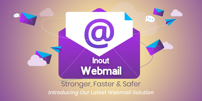 Inout Webmail - Cover Image