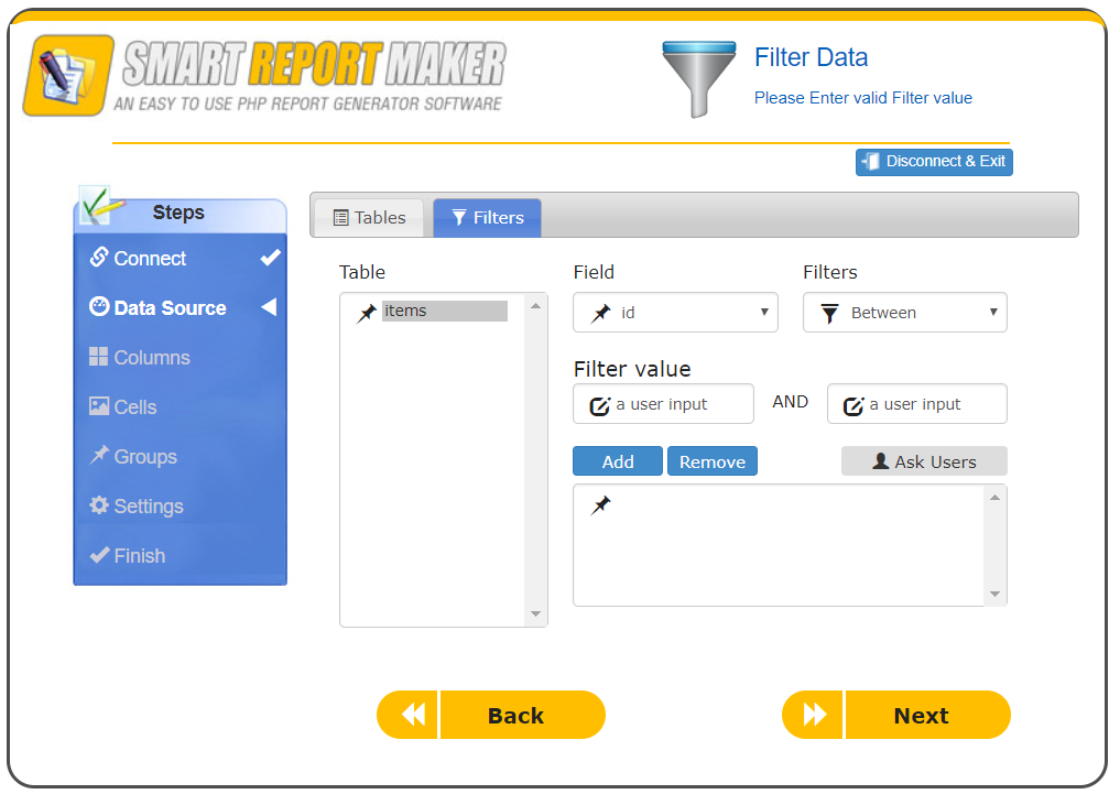 Smart Report Maker - Cover Image