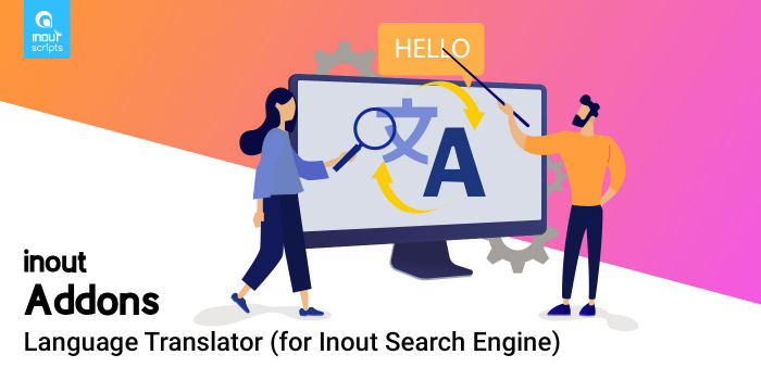 Language Translator (for Inout Search Engine) - Cover Image