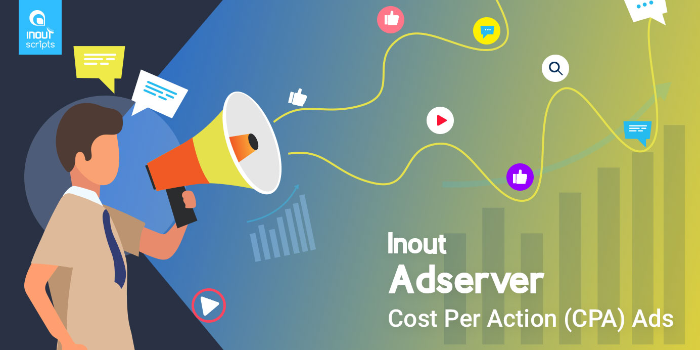 Cost Per Action (CPA) Ads (for Inout Adserver) - Cover Image