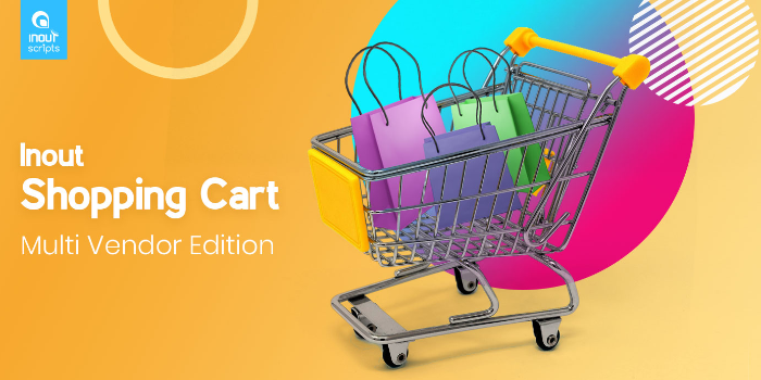Inout Shopping Cart - Multi Vendor Edition - Cover Image