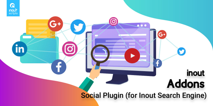 Social Plugin (for Inout Search Engine) - Cover Image
