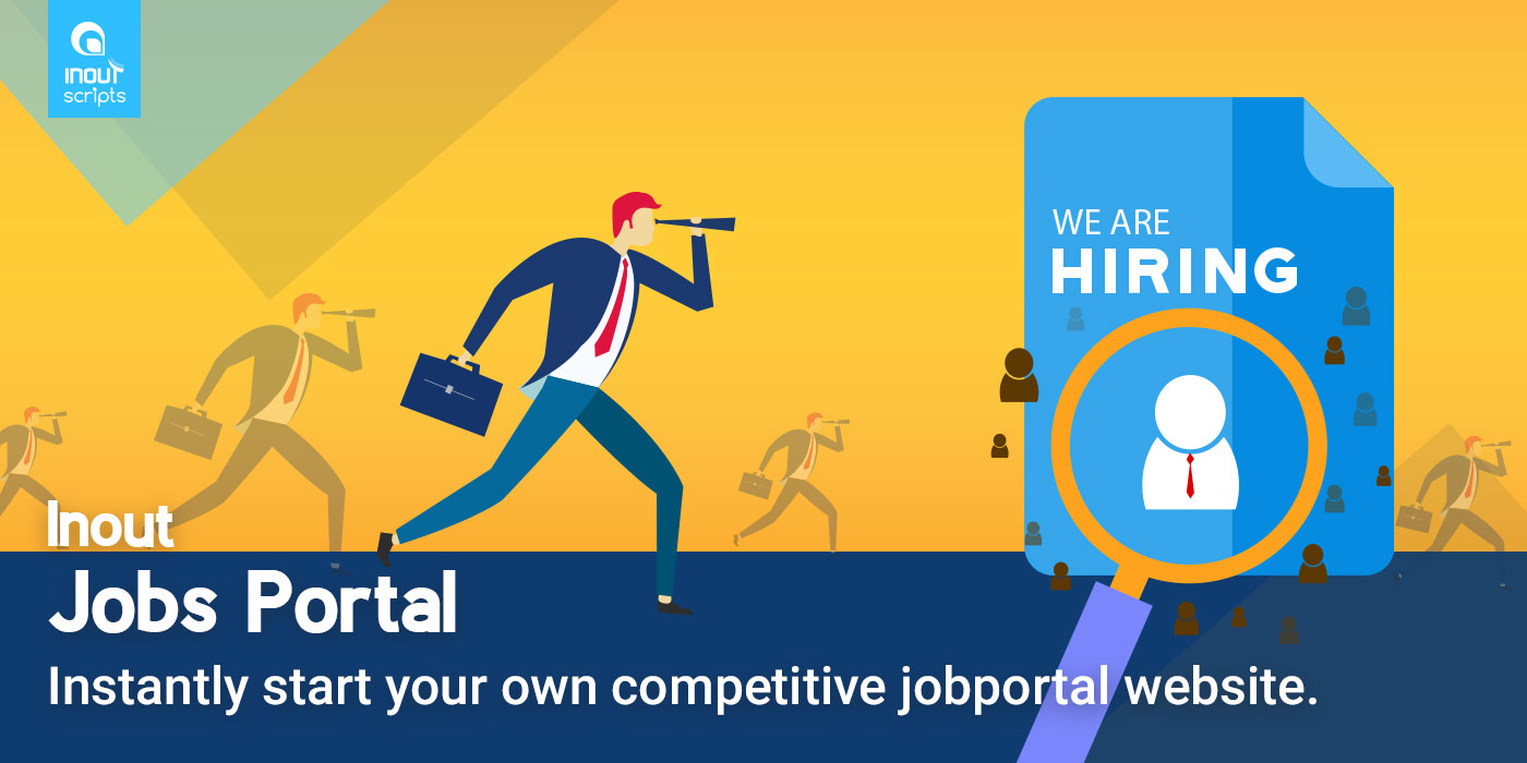 Inout Jobs Portal - Cover Image