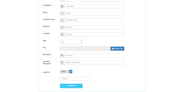 GZ Form Registration and Login - Cover Image