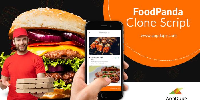 Top-Notch Foodpanda Clone Script - Cover Image