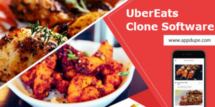 UberEats clone software - Cover Image