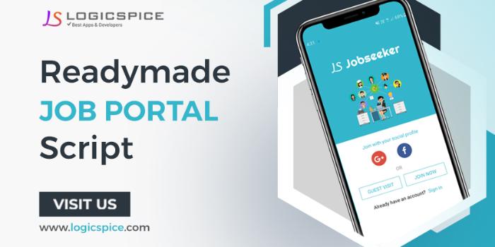 Job Portal PHP Script - Cover Image