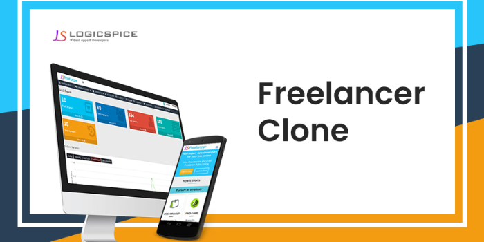 Freelancer Script | Freelance Marketplace Script  - Logicspice - Cover Image