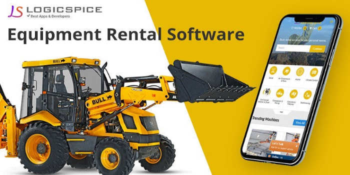 Equipment Rental Software | Equipment Rental System - Cover Image