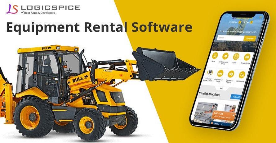Equipment Rental Software | Equipment Rental System - Cover Image