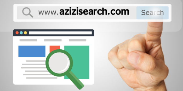 Azizi SearchEngine - Cover Image