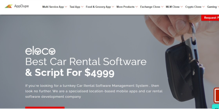 Car rental software script - Cover Image