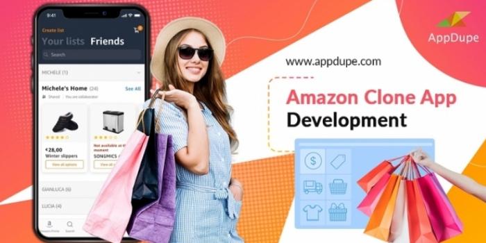Amazon clone source code - Cover Image
