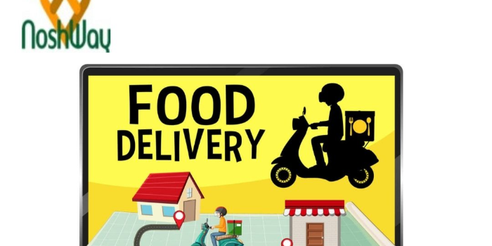 Food Delivery Software - Cover Image