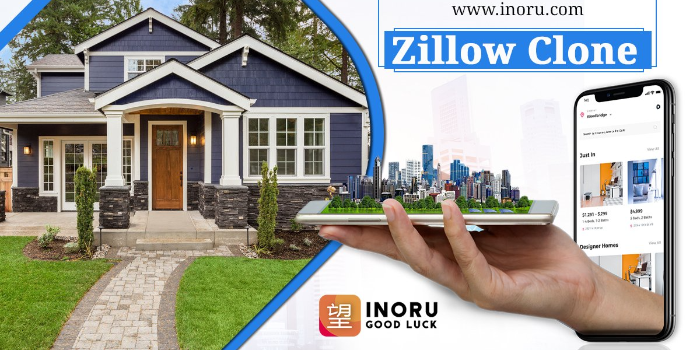 Reboot your business with improved Zillow clone app development - Cover Image
