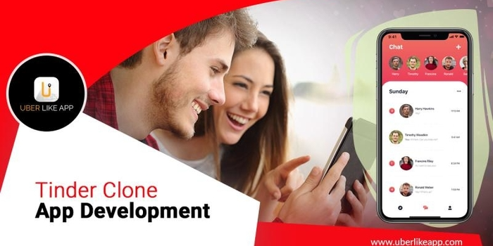 Reach out to us for Tinder Clone app development services - Cover Image