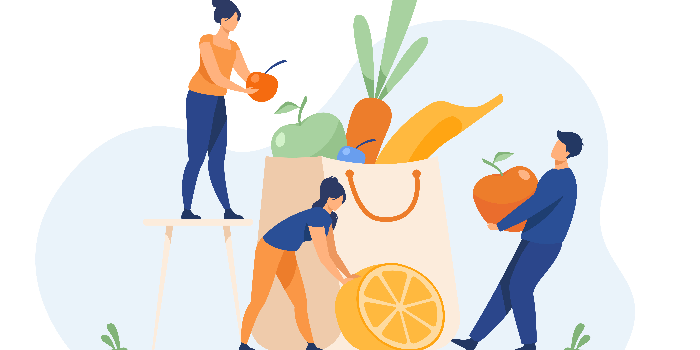 Attractive Business models to your White Label grocery delivery app - Cover Image