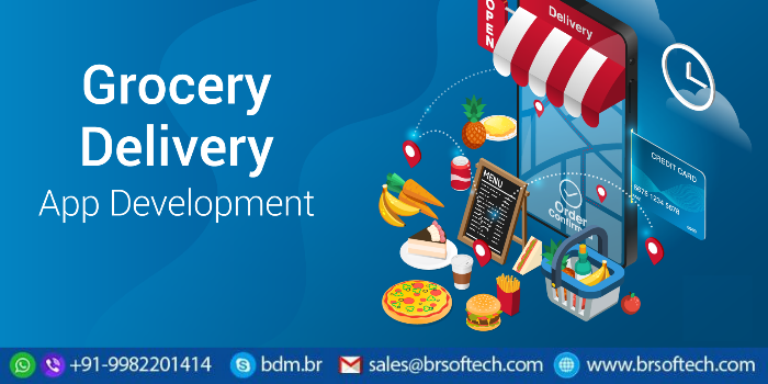 Launch Your Own Online Grocery Store With Bigbasket & Grofers Apps Clone - Cover Image
