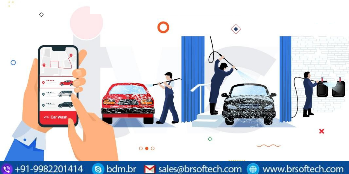 Launch Your Own Car Cleaning Business With Car Wash App Clone Script - Cover Image