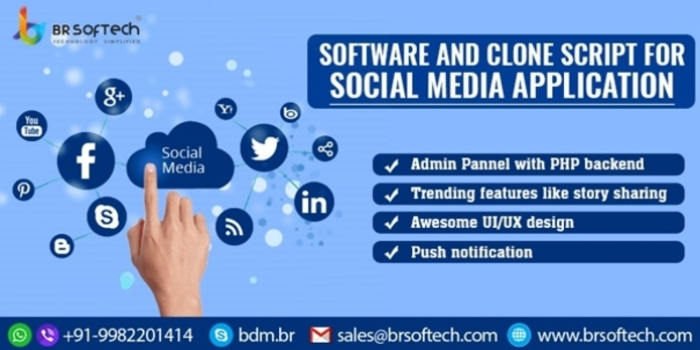 Start Your Own Online Social Networking Website With Facebook Clone Script - Cover Image