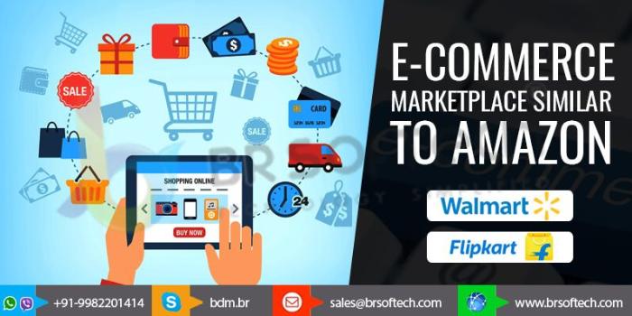 Start An Advanced Multi-vendor Marketplace Like Amazon App Clone Today - Cover Image