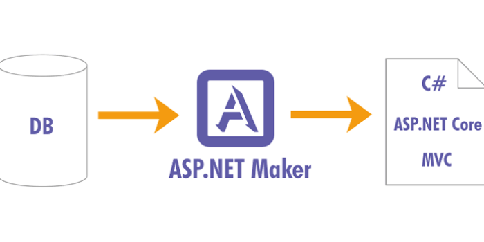 ASP.NET Maker - Cover Image