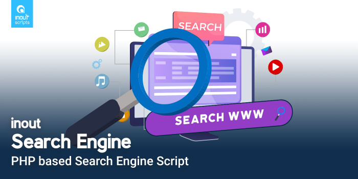 Inout Search Engine Script - Cover Image