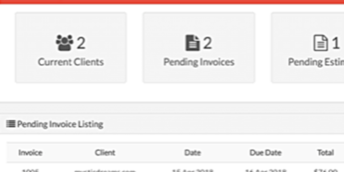 EzInvoice - Invoice Management System - Cover Image