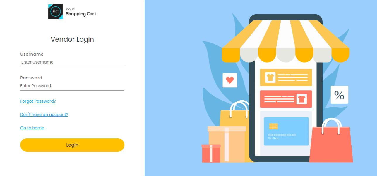 Inout Shopping Cart - Multi Vendor Edition - Screenshot 8